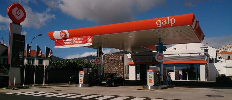 Galp Poço Barral, Funchal nunes e vieira lda